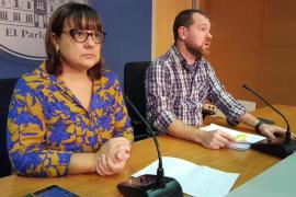 MÉS pide que «no se mezcle» el pacto en Baleares con la votación en el Congreso