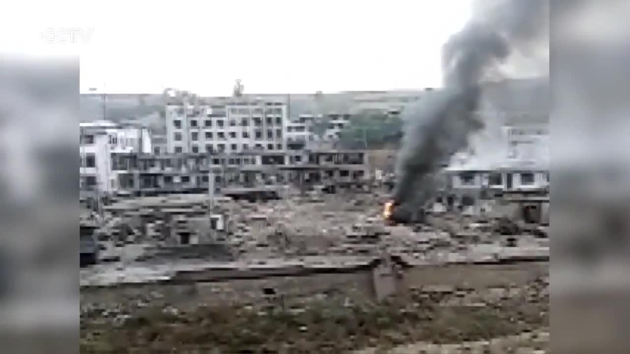 Mueren 7 personas y 94 resultan heridas tras una explosión en una zona residencial de China