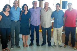 Miquel Àngel March negocia con el PI para evitar la moción de censura en Pollença