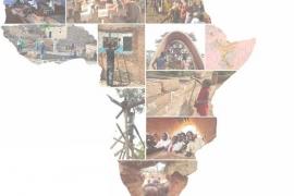 'Construyendo con África', una exposición de planos, maquetas y fotos sobre la arquitectura en África