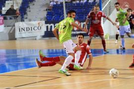 La Copa vuelve a enfrentar a Palma Futsal y ElPozo Murcia