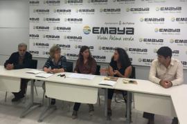 Cáritas y Deixalles toman el relevo de Emaya y se encargarán de la recogida de ropa en Palma