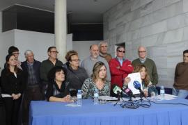 Pepi González estudia emprender acciones judiciales contra Chema Muñoz y pide al PSIB su dimisión