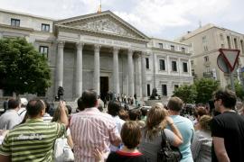 La coordinadora 25S llama a los ciudadanos a 'Rodear el Congreso' contra la investidura de Rajoy