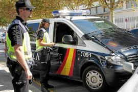 Interceptan a dos correos con más de 25 kilos de cocaína en el puerto de Palma