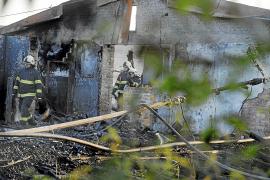 Ocho muertos al arder un edificio abandonado en Praga