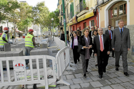 Palma recibirá siete millones de euros más en 2011 por los ingresos del Estado
