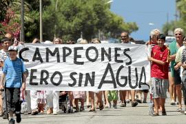 El Ajuntament de Llucmajor sancionará a Aqualia con 90.000 euros por el corte de agua de julio