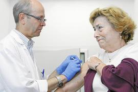 La campaña de vacunación contra la gripe empieza este miércoles