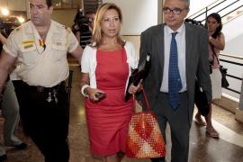 El abogado de Munar sostiene que las pruebas contra la ex presidenta son débiles