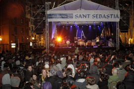 La consulta popular para elegir los grupos de Sant Sebastià 2017 comienza el 31 de octubre