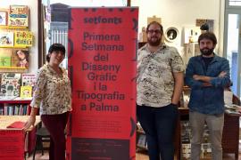 Arranca en Palma Setfonts, el primer festival dedicado al diseño gráfico y a la tipografía