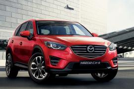 Mazda CX-5, cuestión de estilo