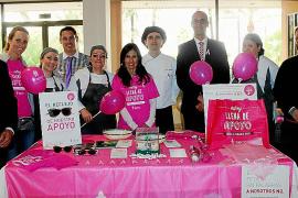Brunch solidario en rosa en el GPR Valparaíso