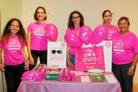 Jornada sobre el cáncer de mama en el Club Ultima Hora