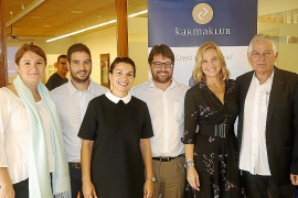 Presentación de Karma Club, una app solidaria