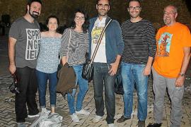 """""""A l'Abordatge!"""", fiesta solidaria del cómic en ses Voltes"""