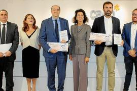 Entrega de premios de la patronal CAEB a las buenas prácticas empresariales