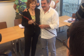 Joan Sastre ya es el nuevo alcalde de Selva