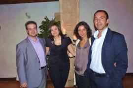 Los Agentes de la Propiedad Inmobiliaria se reúnen en la fiesta de su patrona