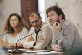 El Govern y Podemos anuncian su acuerdo sobre los presupuestos de la CAIB 2017