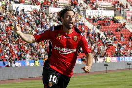 Cavenaghi admite que aún le falta para el nivel que tenía en el Girondins