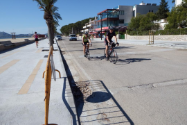 La Guardia Civil realizará un dispositivo especial para prevenir accidentes ciclistas en Balears