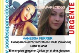 Detenido un joven del entorno de la adolescente desaparecida en Chella