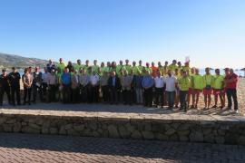 Calvià hace balance del servicio de salvamento y socorrismo en las playas del municipio este 2016