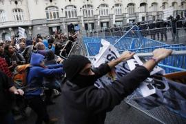 Mil antidisturbios velarán por la seguridad durante la manifestación de 'Rodea el Congreso'
