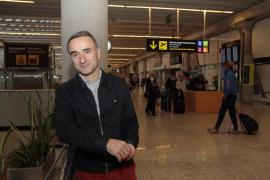 Pere Joan Pons parte hacia Madrid con su 'no' para Rajoy