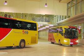 El martes comienza el horario de invierno de los autobuses interurbanos