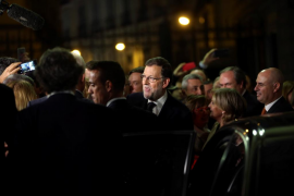 Rajoy anunciará su equipo de Gobierno el jueves y sus ministros jurarán el cargo el viernes