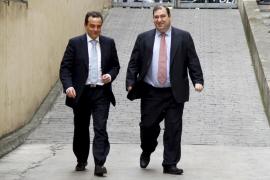 Pedro Horrach y Juan Carrau