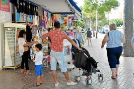 El sector comercial de Calvià rebaja la euforia y califica la temporada de buena «sin más»