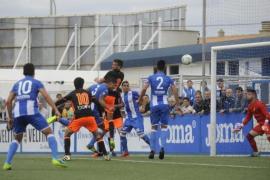 El Atlétic Balears cae en Lleida y suma su segunda derrota consecutiva