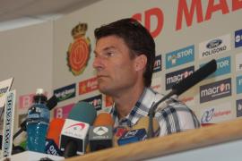 """Laudrup asegura que ganar al Levante daría al equipo """"una tranquilidad enorme"""""""