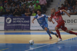El Palma Futsal empata con ElPozo y se mantiene invicto