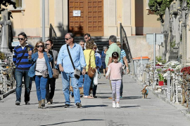 El número de fallecidos desciende un 10 % entre enero y septiembre en Palma