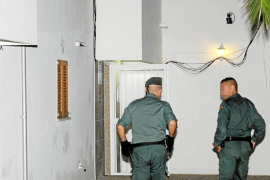 La Guardia Civil registra varias viviendas de Santa Ponça en una operación antidroga