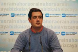 Presidente del PP de Bizkaia agredido: «La cara de rencor del atacante no la voy a olvidar»