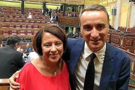 Expedientados los dos diputados del PSIB y los 13 restantes, incluidos los catalanes, que dijeron 'no' a Rajoy