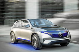 Mercedes Benz Generation EQ