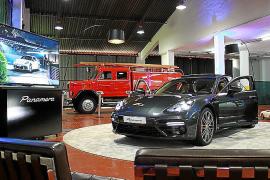 Centro Porsche Baleares presentó el nuevo Panamera