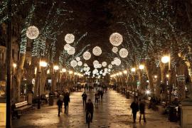 Los Geranios y General Riera se quedan sin luces de Navidad