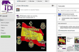 El «orgullo de ser español» deja al PI de Lloret sin representación