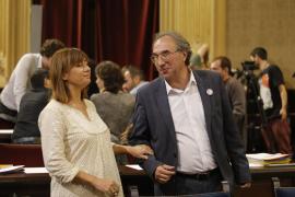 La investidura de Rajoy y el nuevo Gobierno protagonizan el pleno del Parlament