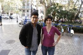 Molina y Martín pugnan por el liderazgo de Podem Palma