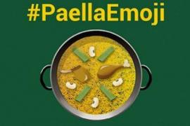 El emoji de la paella, icono de WhatsApp también en Apple desde este mes