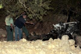 Aviación Civil apunta a un error humano el accidente de un ultraligero con dos fallecidos en Petra